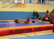 Bouncing Castles with slides Cork City