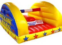 Wrecking Ball Bouncing Castle for hire in Cork